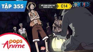 One Piece Tập 355 - Thịt, Nami Và Những Chiếc Bóng!! Luffy Nổi Giận Phản Công - Đảo Hải Tặc