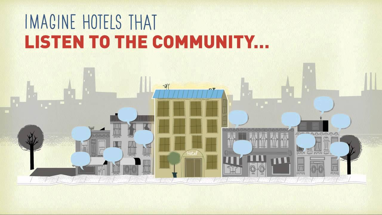 Csr of hotels