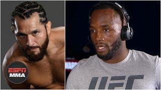 Leon Edwards wants to silence Jorge Masvidal in next fight | UFC Fight Night | ESPN MMA