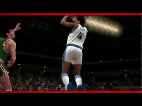 NBA 2K12 Trailer Re-cut (Thunder Bay - Hudson Mohawke)