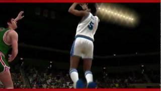 NBA 2K12 Trailer Re-cut (Thunder Bay - Hudson Mohawke)
