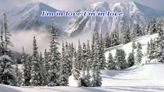 Paradise- I'm In love karaoke