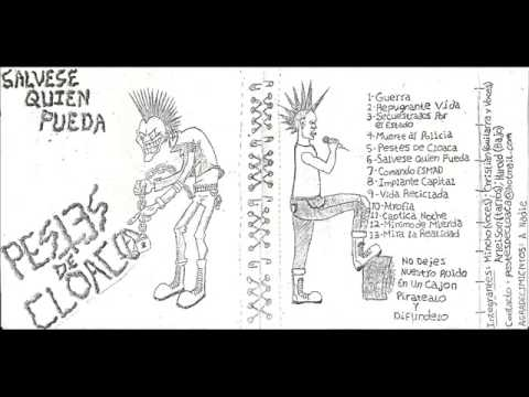 PESTES DE CLOACA / SALVESE QUIEN PUEDA - ( COMPLETO )