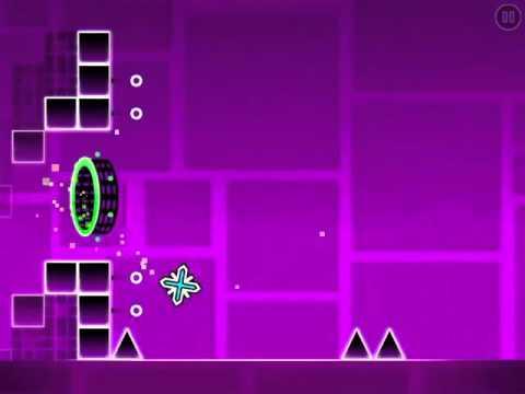 Игра Geometry Dash v21 2014 на ПК скачать торрент