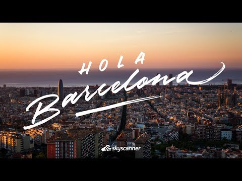Hola Barcelona! | What to do in Barcelona | Travel guide ✈️