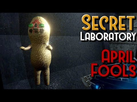 SCP Secret Laboratory (v4.0.0) - April Fool's Day Update