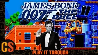 JAMES BOND 007: THE DUEL - PLAY IT THROUGH