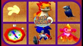 Billy Hatcher and the Giant Egg-All Eggs Hatched