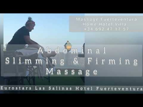 Private session of couples massage &  Abdominal slimming Massage