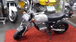 バイク買取センターMCG福岡ホンダ Ape カスタムペイント アップハン仕様 ローダウンフロントフェンダー 50cc シルバー 日本 6736Km http://www.mcgfukuoka.com
