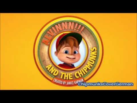 DJ Antoine | London | Alvin and the Chipmunks