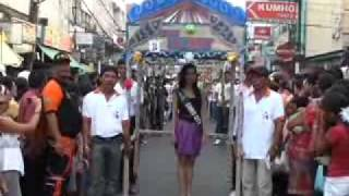 Miss Earth Philippines Long gown Competition pre-pagent activities (Calapan City)