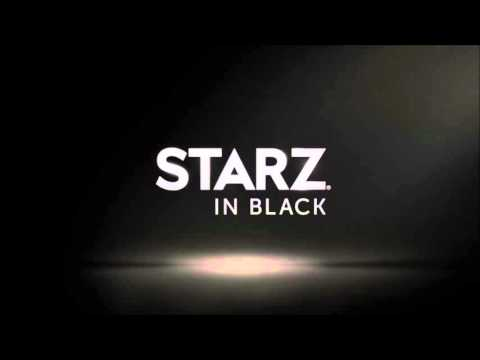 Starz Logos and Continuity IDs 2016
