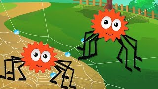 Incy Wincy Паук | Дошкольные песни | дети музыка | Toddler Song | Nursery Rhymes | Incy Wincy Spider