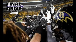 Final Drive: Why Ravens Are Still in Good Position Despite Steelers Loss