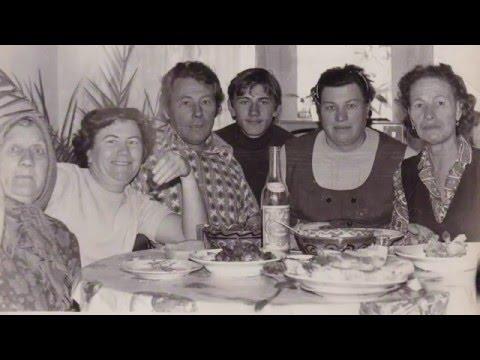 Видео-поздравление бабушке Вале на юбилей