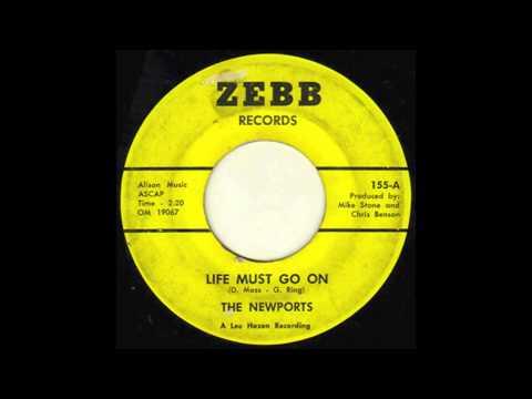 The Newports - Feelin' Low