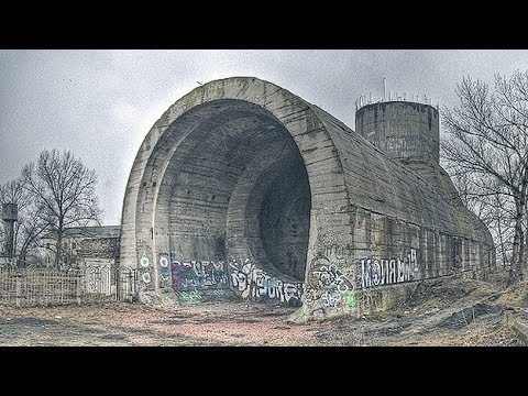 Заброшенный Киев ТОП 10 Заброшенных мест столицы Зеленый театр Завод Арсенал Подземная тюрьма