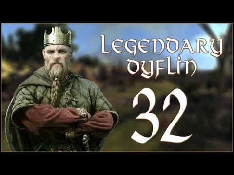 VIKING INVASIONS  - Dyflin (Legendary) - Total War Saga: Thrones of Britannia - Ep.32!