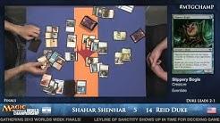2013 Magic World Championship Final: Reid Duke vs. Shahar Shenhar (Modern)