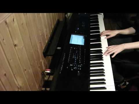 Halo:The siege of Madrigal Piano Arrangement