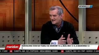 """Emisija """"U obruču"""", gost Zoran Sretenović"""