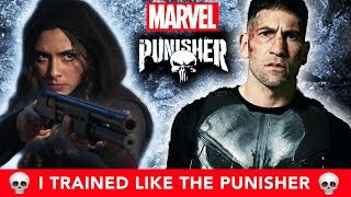 I Trained Like Marvel's Punisher For A Month 💀