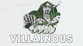 VILLAINOUS: MF DOOM Type Beat [DOOM Style Hip Hop/Rap Instrumental] -Produced By Kannibal- 2016/Free