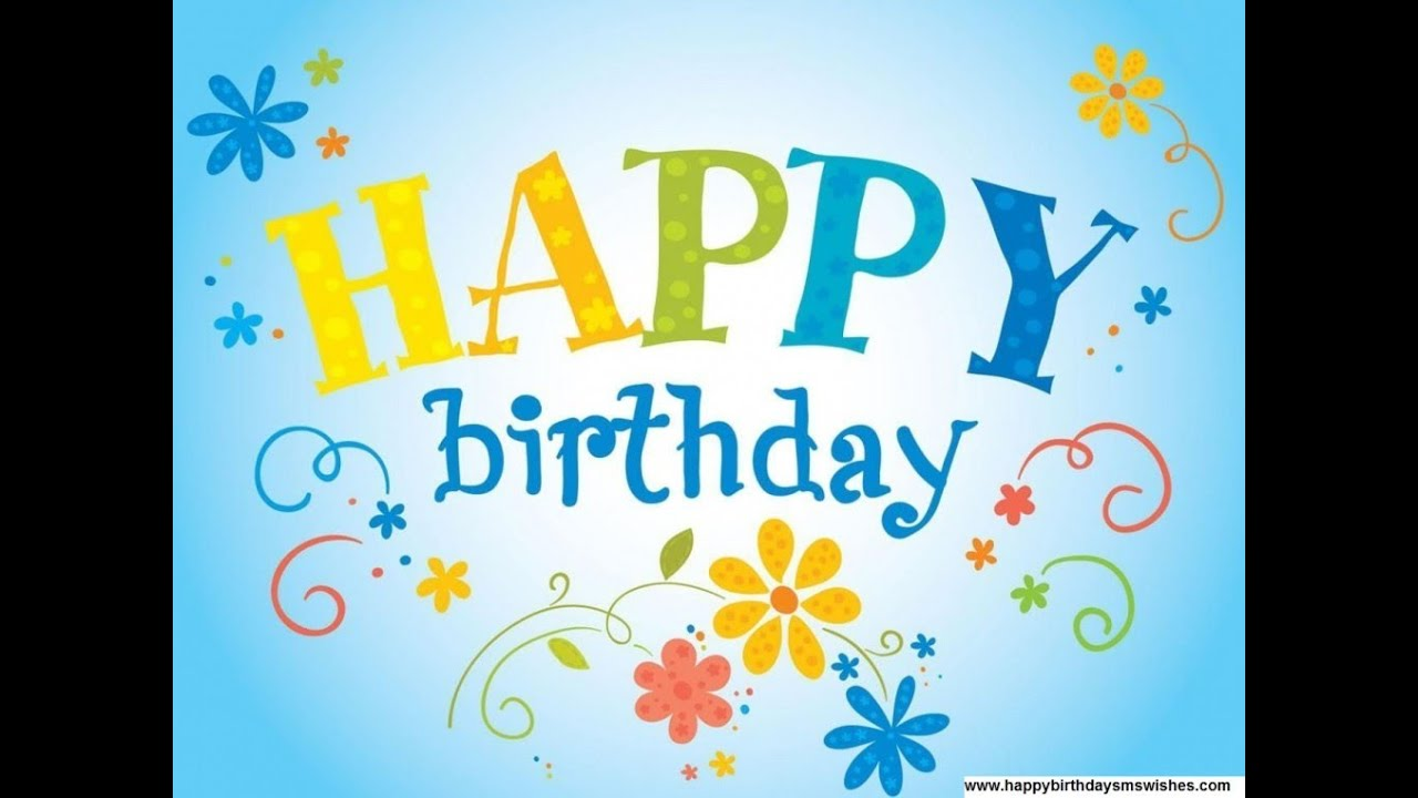Sample Happy Birthday Email. Happy Birthday Enjoy Years Birthday