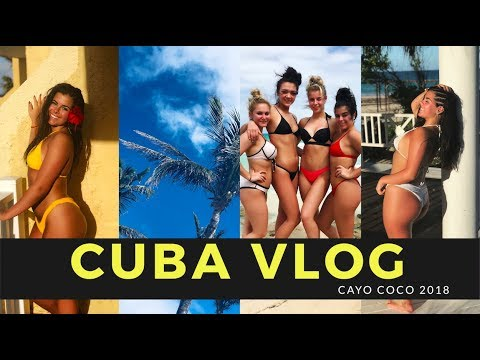 Cuba Vlog w/ The Girls | 2018 | The Red Room
