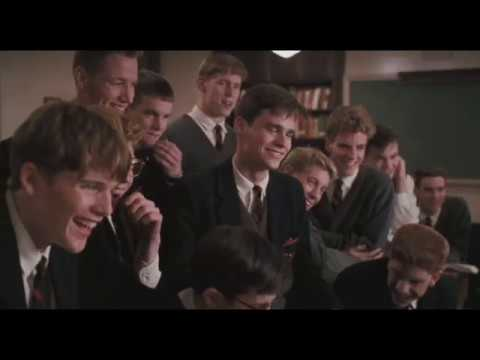 Dead Poets Society - Language and Poetry