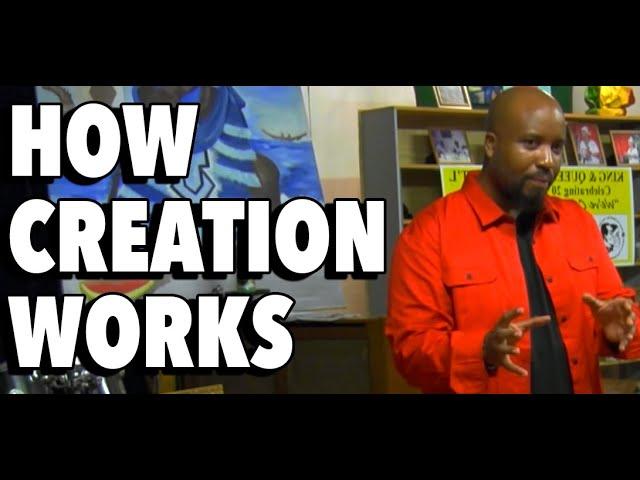 How Creation Works | Orisha Training | New Orleans with Chief Yuya