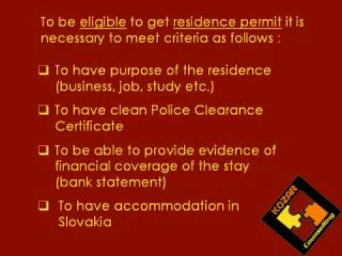 Immigration Slovakia.wmv