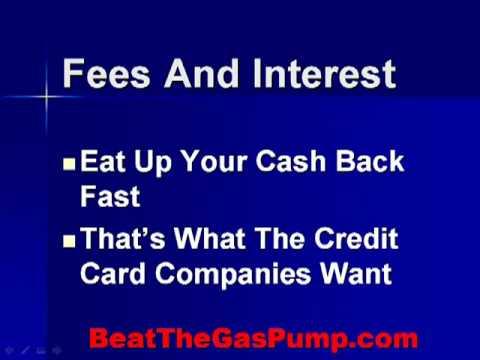 Cash Back Rewards Credit Cards Vs Customer Loyalty Rebates