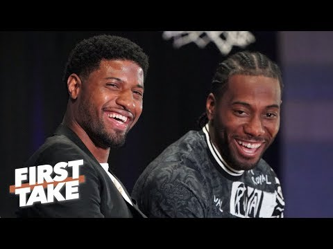 Kawhi, Clippers will win the title this season – Max Kellerman | First Take