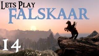 Lets Play Falskaar (Skyrim) : Episode 14