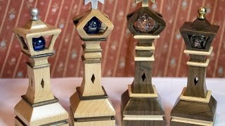 Making The Chessmen