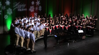 George Junior High Choral | Sounds of Season