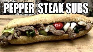 Chili Pepper Rib Steak Subs