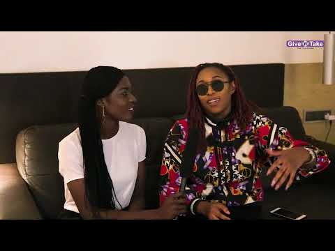 Exclusive Interview with Cynthia Morgan