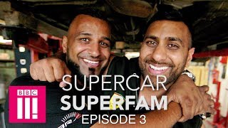 Race Day For The Supercar Family