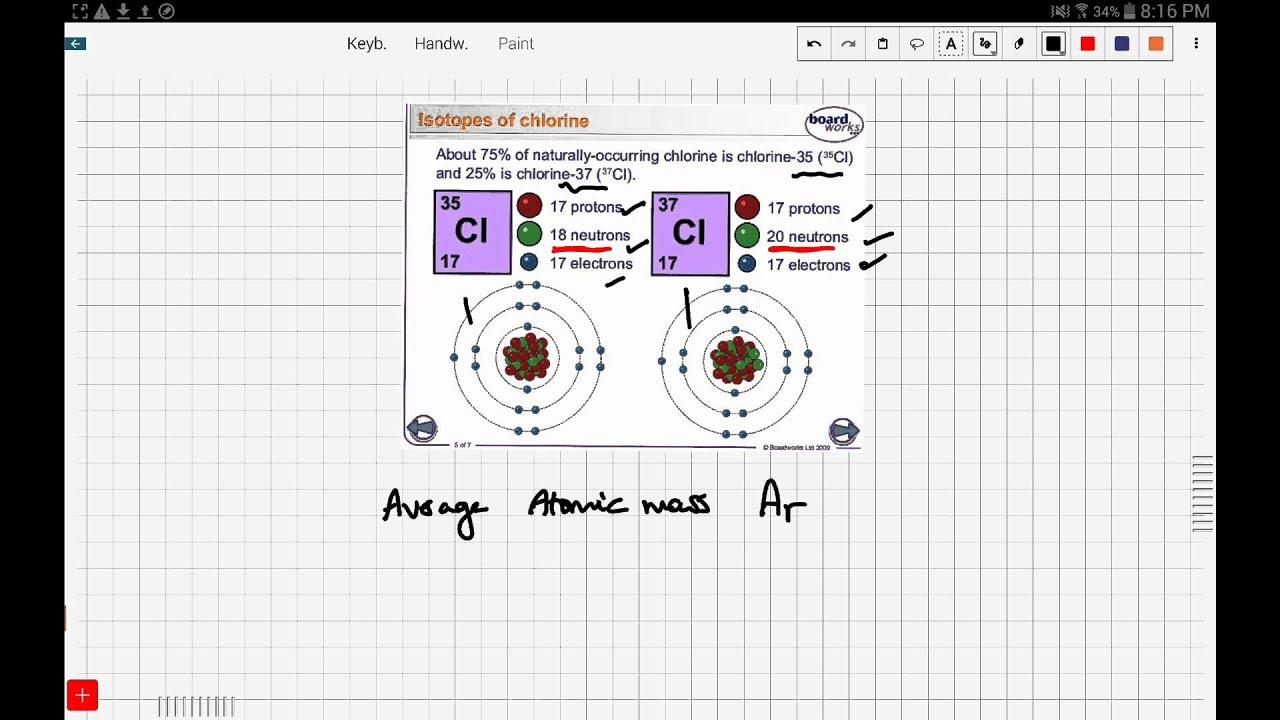 Igcse gcse chemistry isotopes explained 33 youtube igcse gcse chemistry isotopes explained 33 urtaz Choice Image