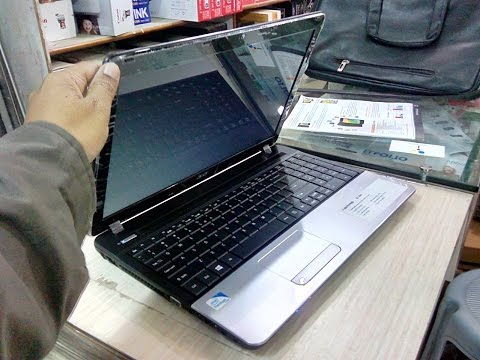 Unboxing Acer Aspire E1-531 Laptop Hands On & Review