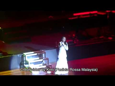 Rossa - Hati Tak Bertuan (Konser Suara Hati Afgan)