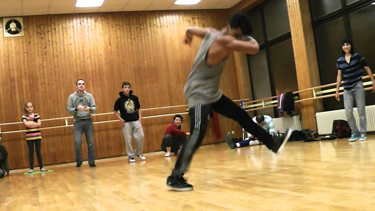bboy thesis workshop