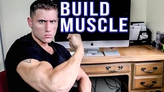 Muscle Building Tips To MAXIMIZE Growth
