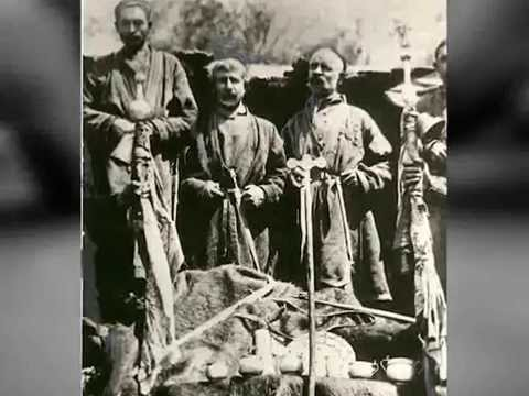 ქართული ეროვნული სამოსი შექმნიდან დღემდე