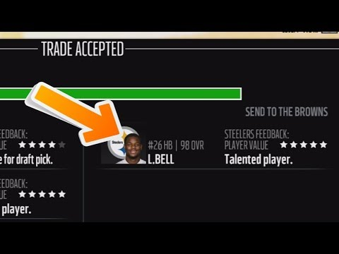 12 BEAST Players To Trade For in Madden 18