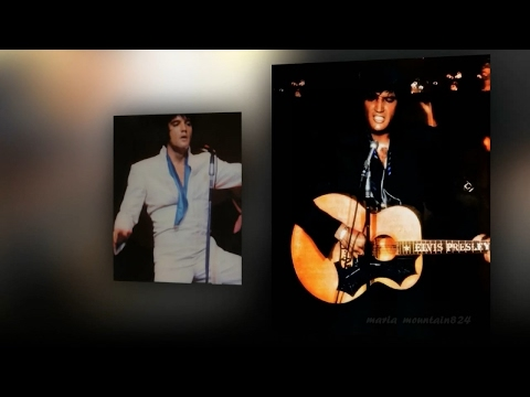 Elvis Presley - Long Black Limousine (1980 remix)