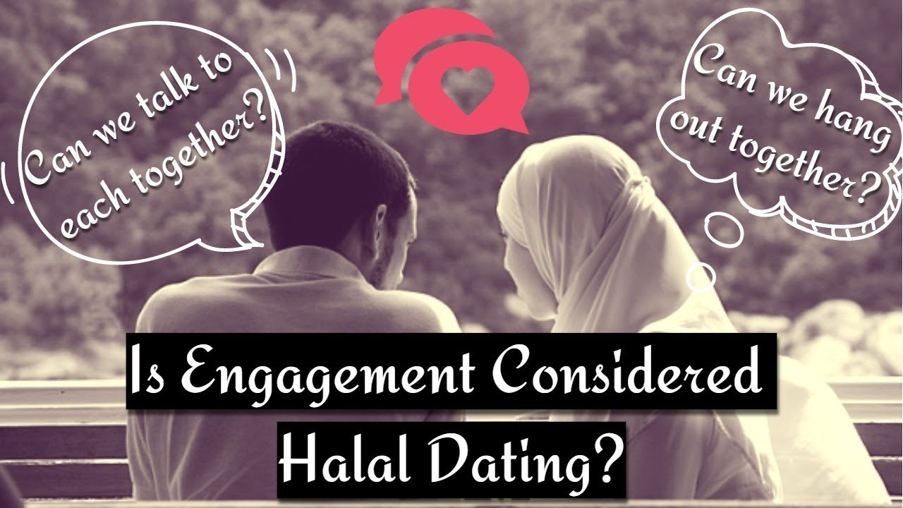 Is Engagement Considered Halal Dating? - New Muslim Tube